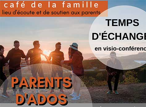 Confinement : Temps d'échange parents d'ados